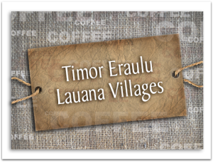 Timor Eraulu Lauana Villages