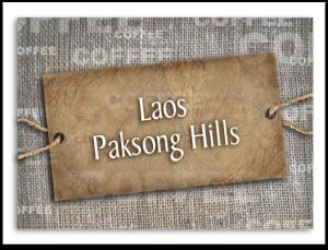 Laos Paksong Hills