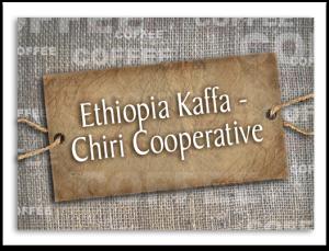 Ethiopia Kaffa - Chiri Cooperative