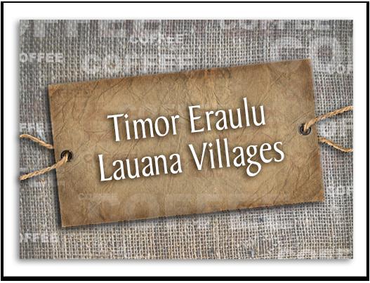 Timor Eraulu Lauana Villages
